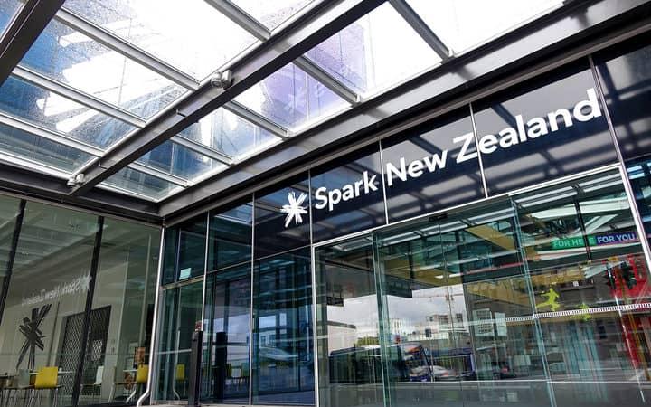 SPARK NEW ZEALAND RETAIL