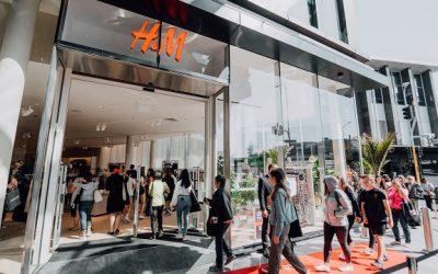 H&M Westfield Newmarket, Auckland